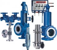 LESER safety valves