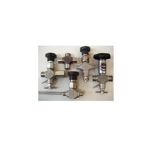 030-032 Manometer valves