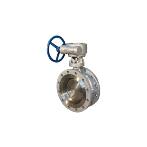 6/320 Tripple Eccentric  metal sealed butterfly valve